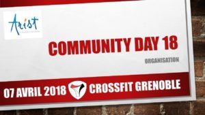 Community Day 2018