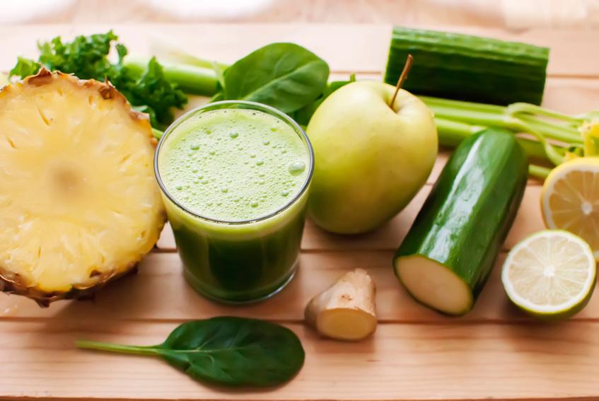 Jus légumes/fruits
