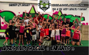 "CrossFit ""100 Pourcent Enfants"""