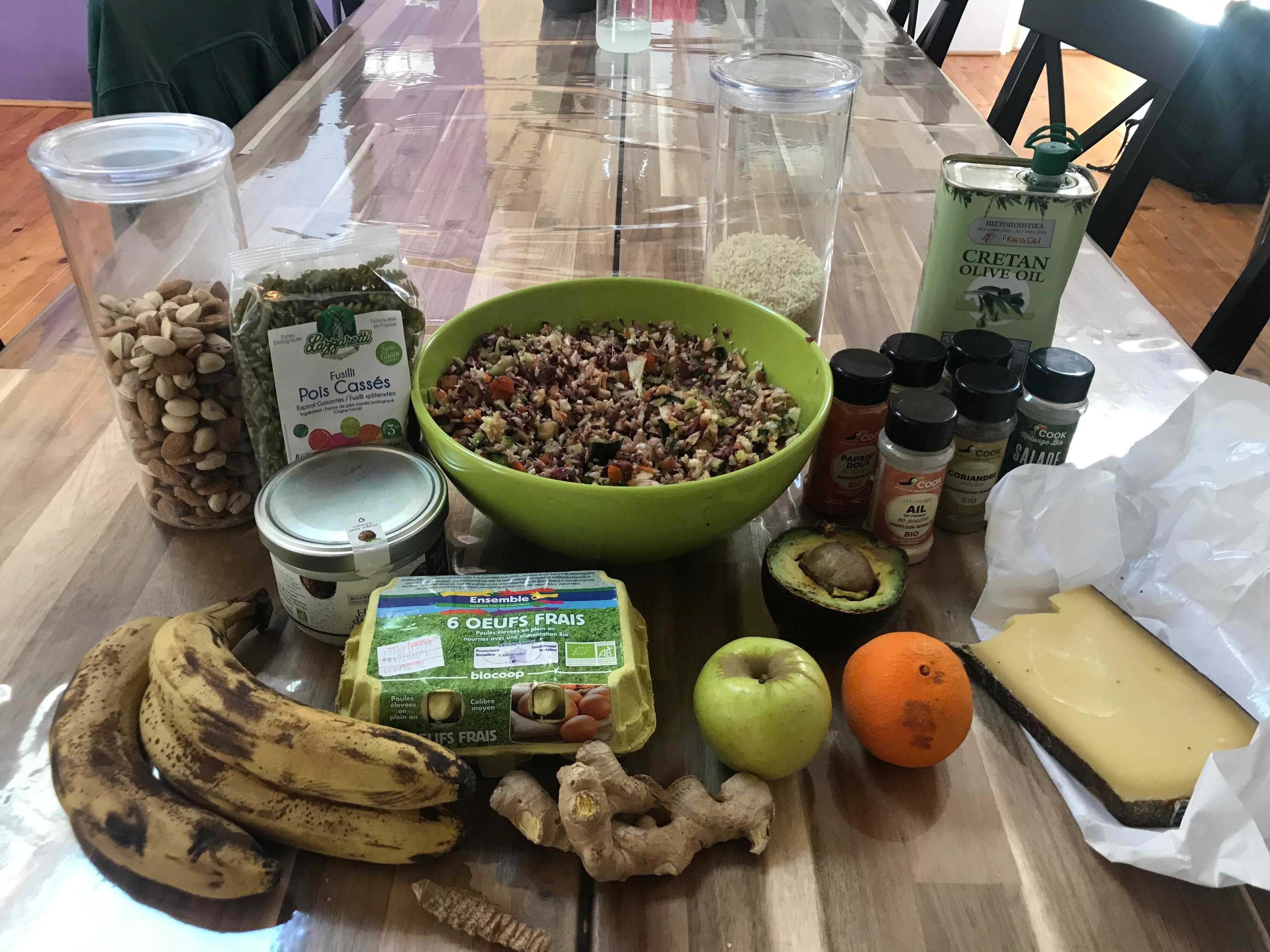 Nutrition et si on se prenait en main…